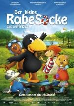 Filmplakat Der kleine Rabe Socke