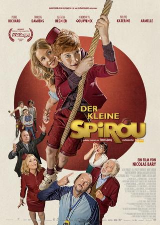 Filmplakat Der kleine Spirou