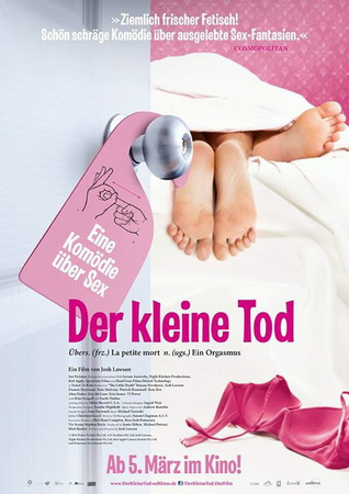 Filmplakat Der kleine Tod. Eine Komödie über Sex.