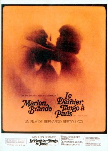 Filmplakat Der letzte Tango in Paris - Le dernier tango a Paris - engl/franz. OmU