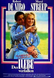 Filmplakat Der Liebe verfallen - FALLING IN LOVE - engl. OmU