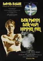 Filmplakat Der Mann, der vom Himmel fiel
