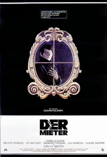 Filmplakat Der Mieter