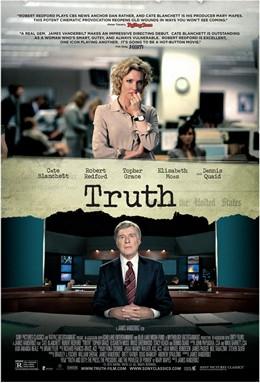 Filmplakat Der Moment der Wahrheit - TRUTH - engl. OmU