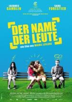 Filmplakat Der Name der Leute - franz. OmU