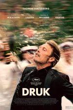 Filmplakat DER RAUSCH - DRUK - dän. OmU