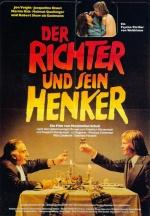 Filmplakat Der Richter und sein Henker