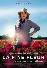 Filmplakat Der Rosengarten von Madame Vernet - LA FINE FLEUR - franz. OmU
