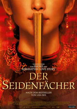 Filmplakat Der Seidenfächer chin. OmU