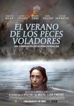 Filmplakat CINESPAÑOL: Der Sommer der fliegenden Fische - El verano de los peces voladores - span. OmU