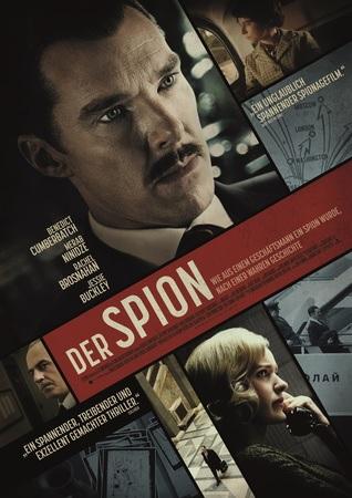 Filmplakat DER SPION
