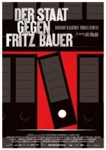 Filmplakat Der Staat gegen FRITZ BAUER