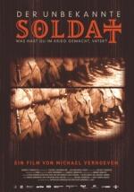 Filmplakat Der unbekannte Soldat