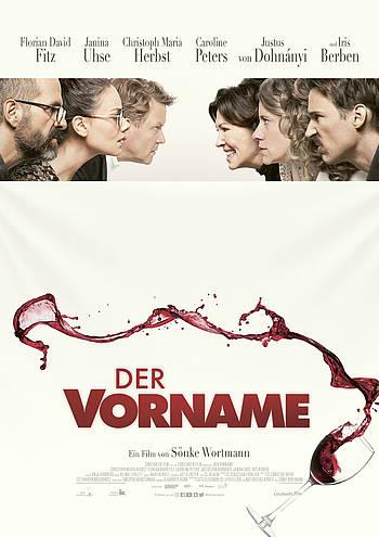 Filmplakat Der Vorname (2018)
