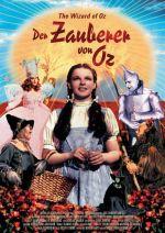Filmplakat Der Zauberer von Oz