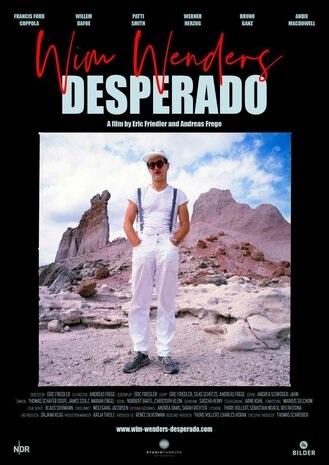 Filmplakat Wim Wenders, Desperado