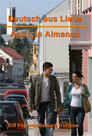 Filmplakat Deutsch aus Liebe (Aşk için Almanca)