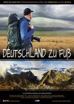 Filmplakat DEUTSCHLAND ZU FUSS