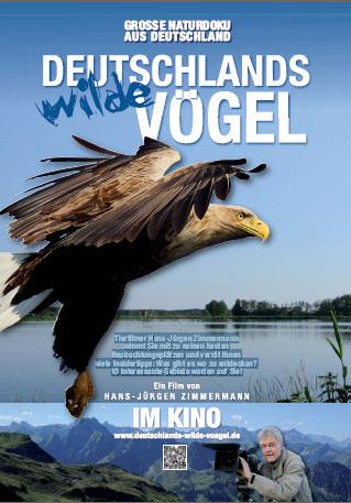 Filmplakat Deutschlands wilde Vögel