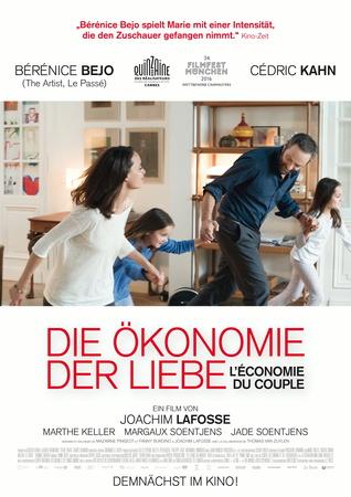 Filmplakat Die Ökonomie der Liebe