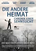 Filmplakat DIE ANDERE HEIMAT - Chronik einer Sehnsucht