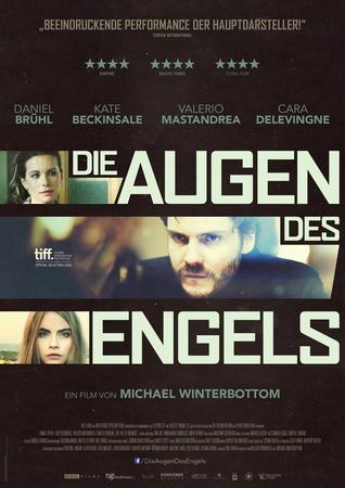 Filmplakat Die Augen des Engels