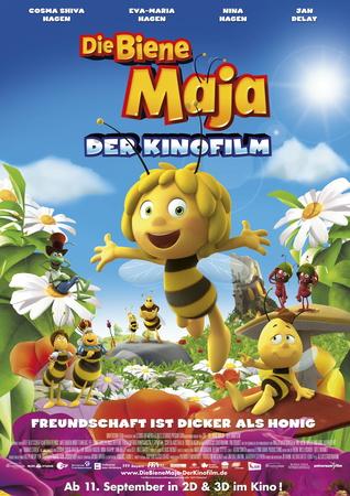 Filmplakat Die Biene Maja - Der Kinofilm