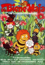 Filmplakat Die Biene Maja - Ihre schönsten Abenteuer