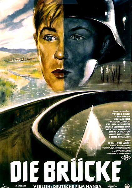 Filmplakat Die Brücke