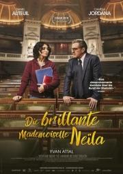 Filmplakat Die brillante Mademoiselle Neïla