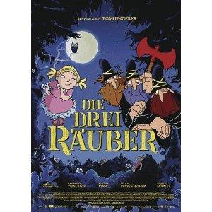 Filmplakat Die Drei Räuber