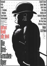 Filmplakat Die Dreigroschenoper