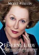 Filmplakat Die eiserne Lady