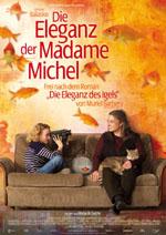 Filmplakat Die Eleganz der Madame Michel franz. OmU - Cinefete