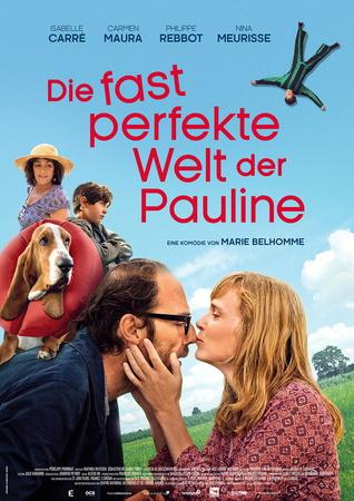 Filmplakat Die fast perfekte Welt der Pauline