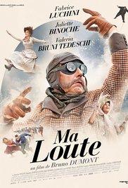 Filmplakat Die feine Gesellschaft - MA LOUTE - franz.OmU