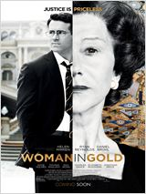 Filmplakat Die Frau in Gold - WOMEN IN GOLD - engl. OmU
