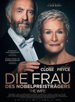 Filmplakat Die Frau des Nobelpreisträgers