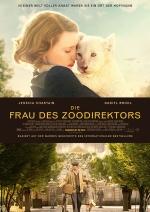 Filmplakat Die Frau des Zoodirektors