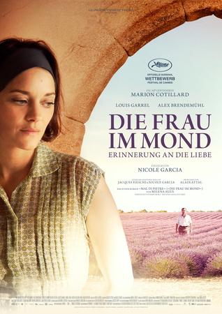 Filmplakat Die Frau im Mond - Erinnerung an die Liebe