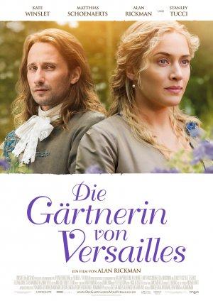 Filmplakat Die Gärtnerin von Versailles