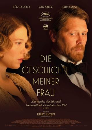 Filmplakat Die Geschichte meiner Frau