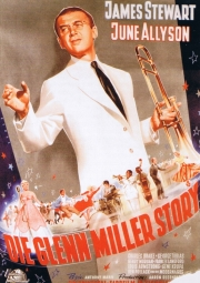 Filmplakat Die Glenn Miller Story
