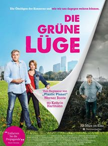 Filmplakat Die grüne Lüge