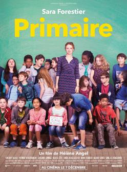 Filmplakat Die Grundschullehrerin - PRIMAIRE - franz.OmU
