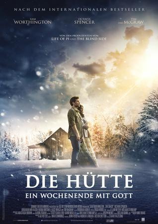 Filmplakat Die Hütte - Ein Wochenende mit Gott