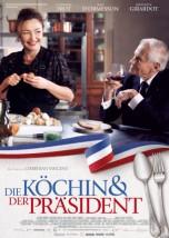 Filmplakat Die Köchin und der Präsident