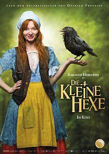 Filmplakat Die kleine Hexe (2018)