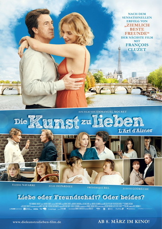 Filmplakat Die Kunst zu lieben