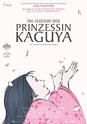 Filmplakat Die Legende der Prinzessin Kaguya